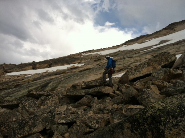 , Trip Report: Elephant's Perch – Mountaineers Route