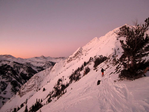Mountain Thoughts: It's worth it to wake up early