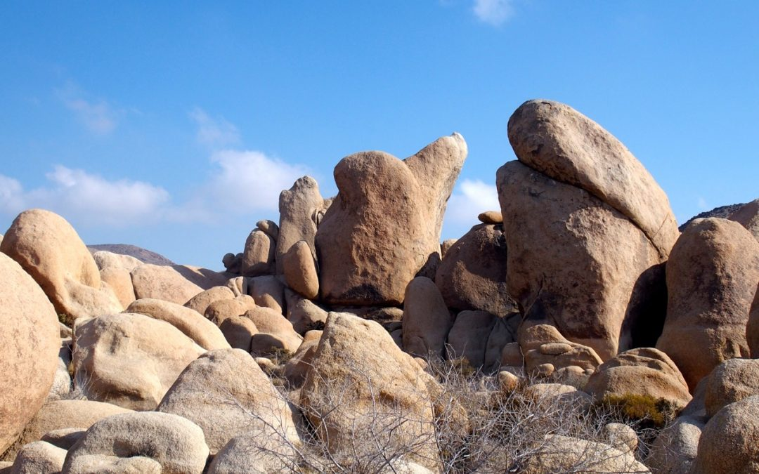 Trip Report: Bouldering in Joshua Tree
