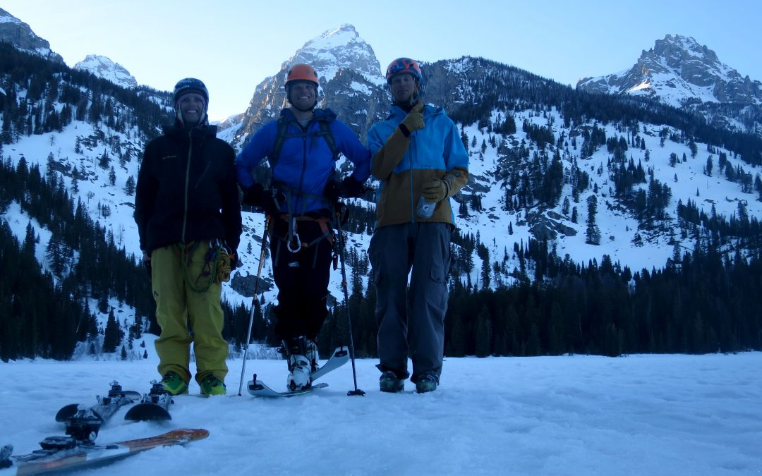 Trip Report: Skiing the Grand Teton 3/20/2015