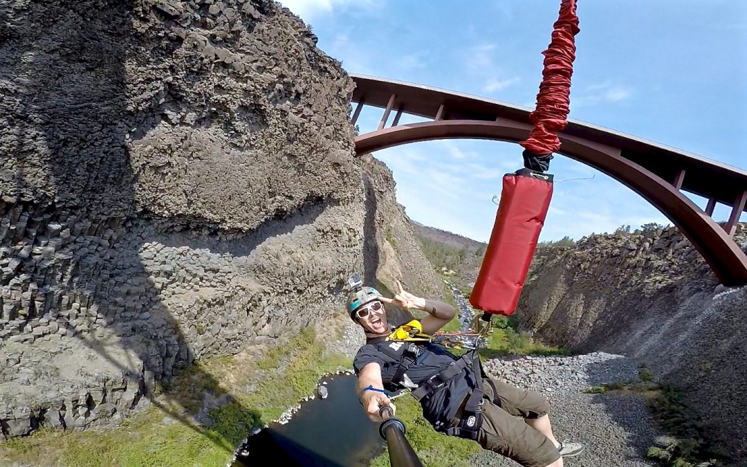 North America's Highest Bungee Adventure
