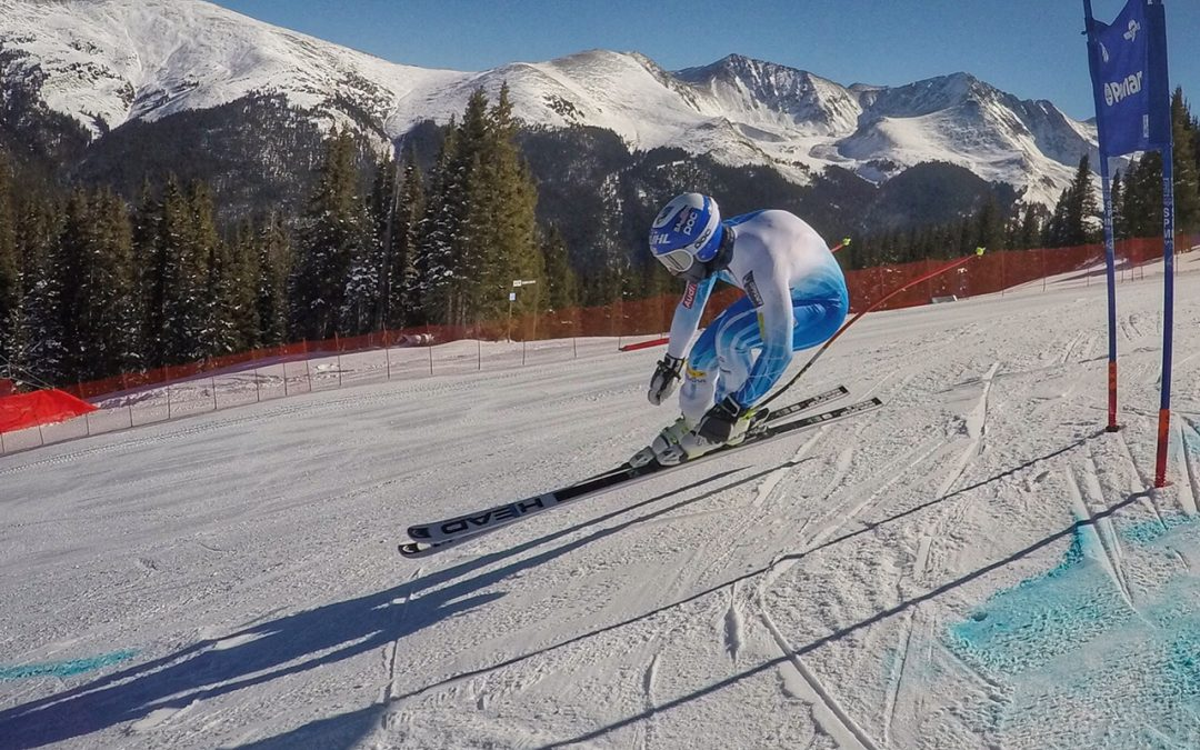A Day in the Life of a World Cup Skier