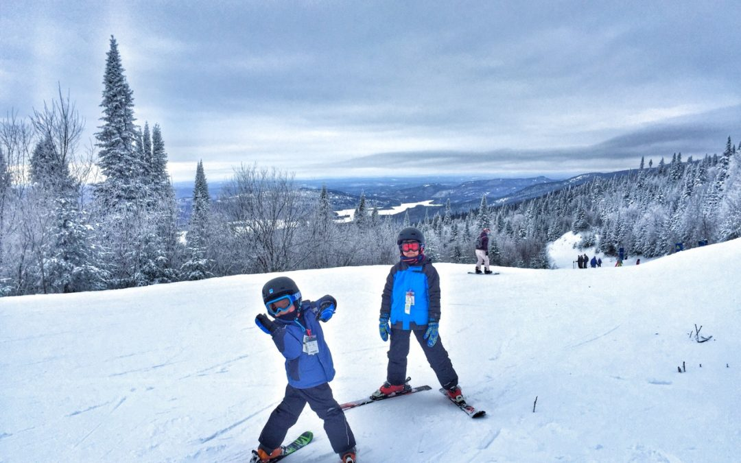 Raising KÜHL Kids: Lessons from Ski School