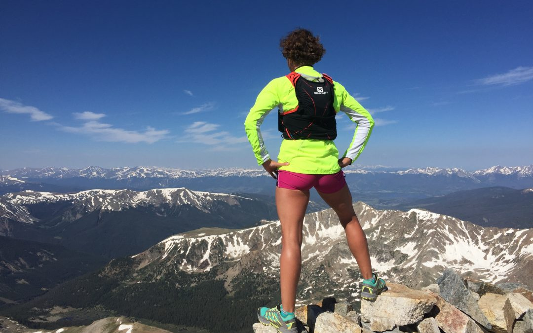 Sucking Wind: Tips for Altitude Training