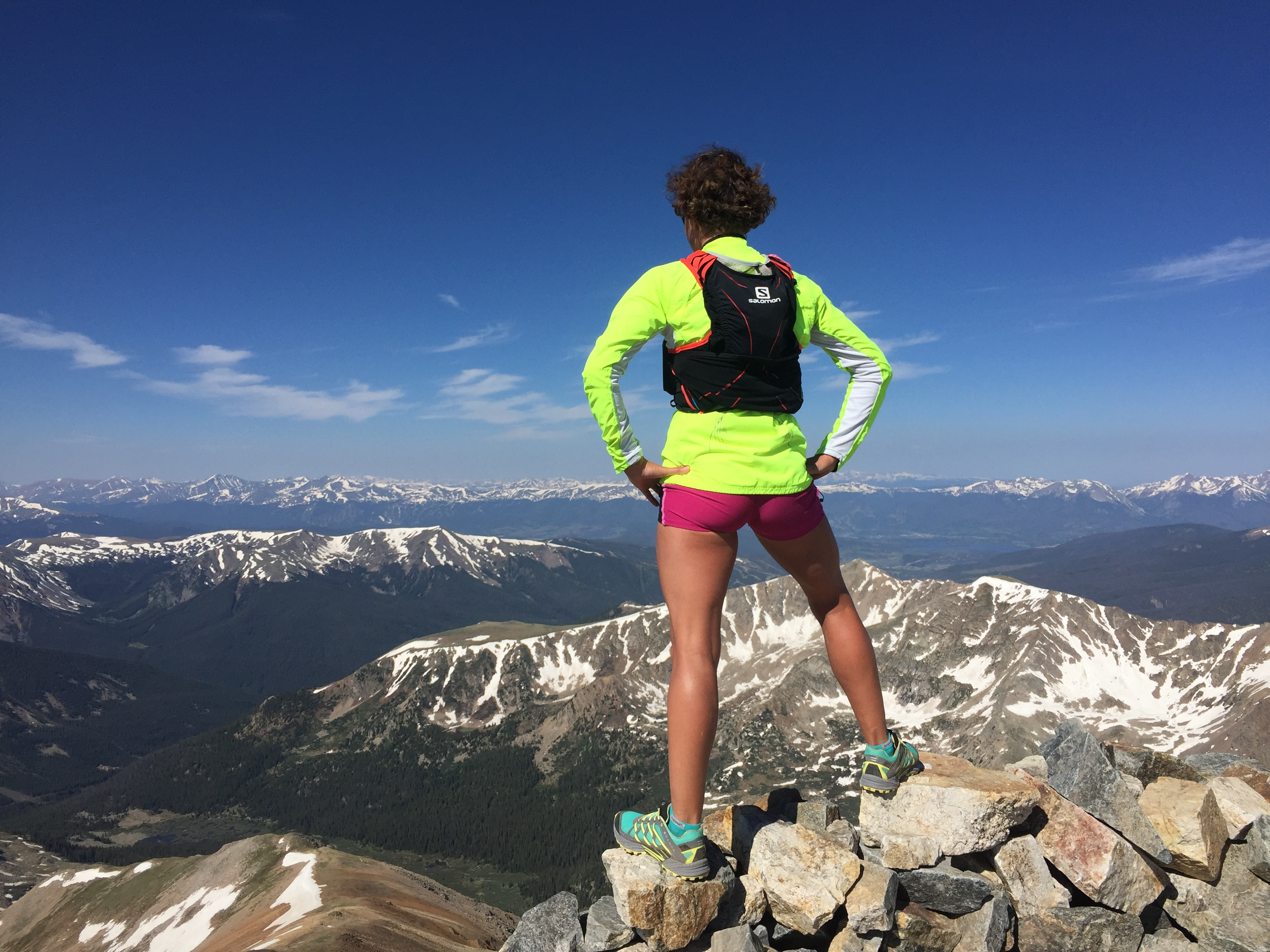 altitude training, Sucking Wind: Tips for Altitude Training