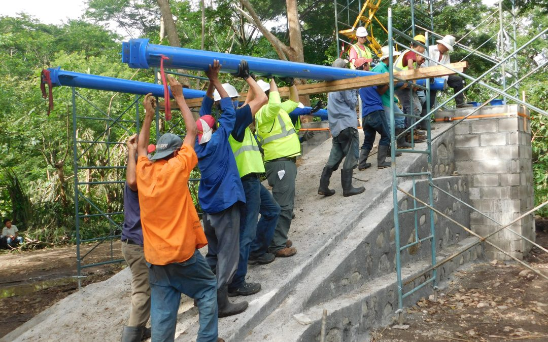 Embrace the Experience: Building Bridges in Nicaragua
