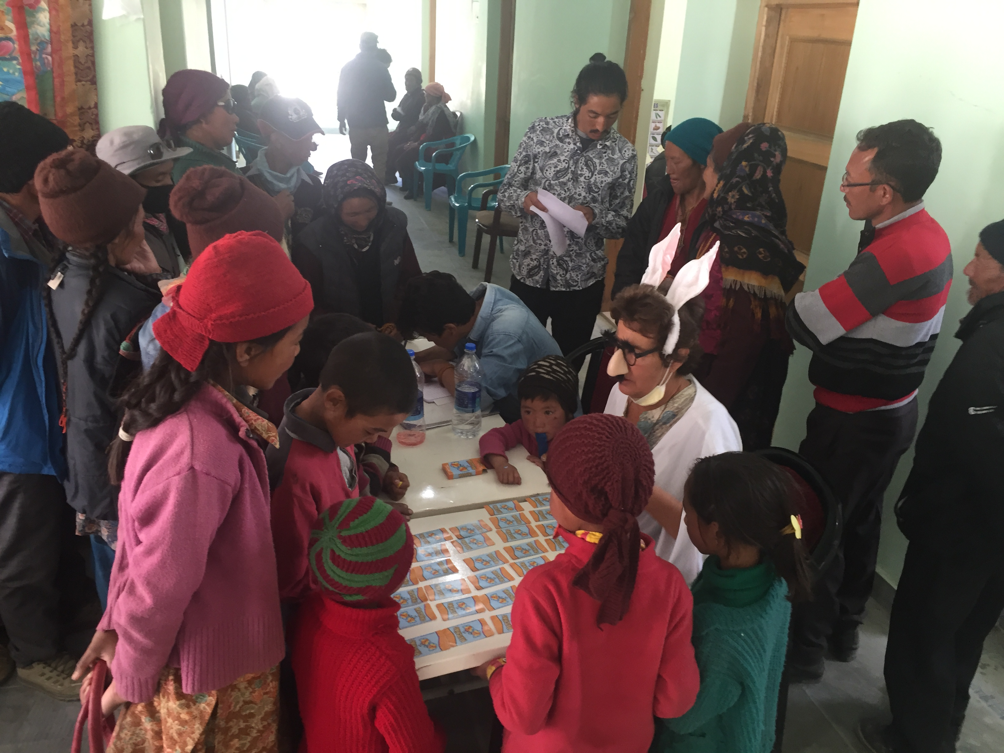 Zanskar, Reflections: Opening a Hospital in Zanskar
