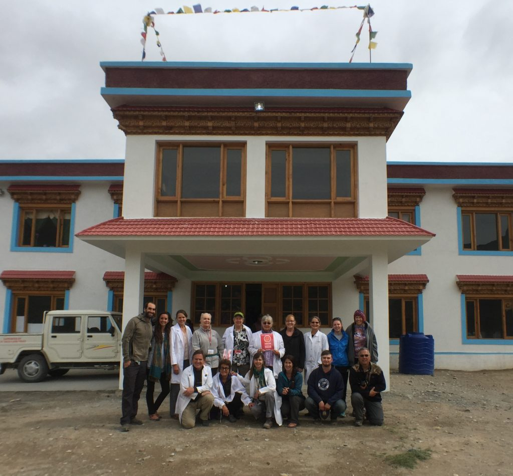Zanskar_Hospital_Team