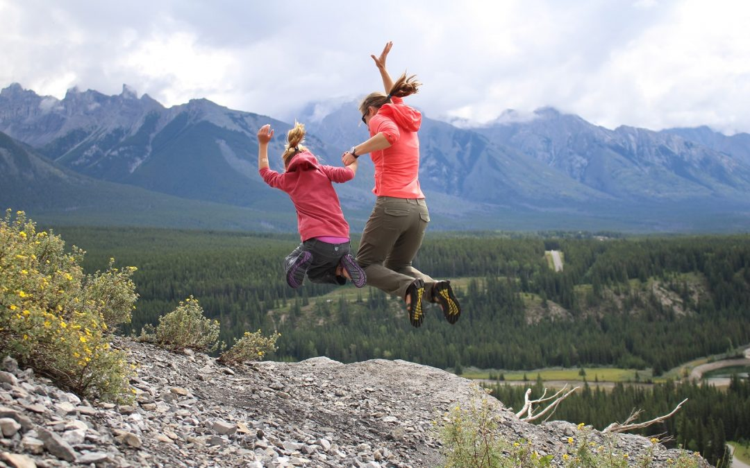 5 Kid-Friendly Hikes in the Canadian Rockies