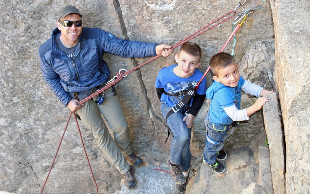 Mountain Thoughts: Building Trust with Our Children
