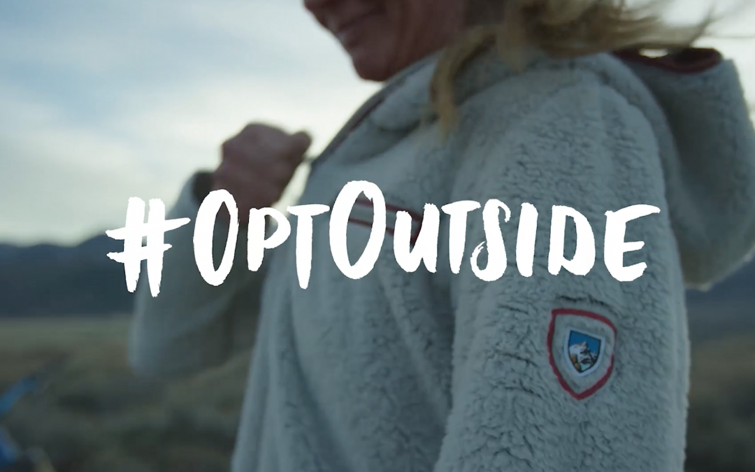 OptOutside and Find Inspiration