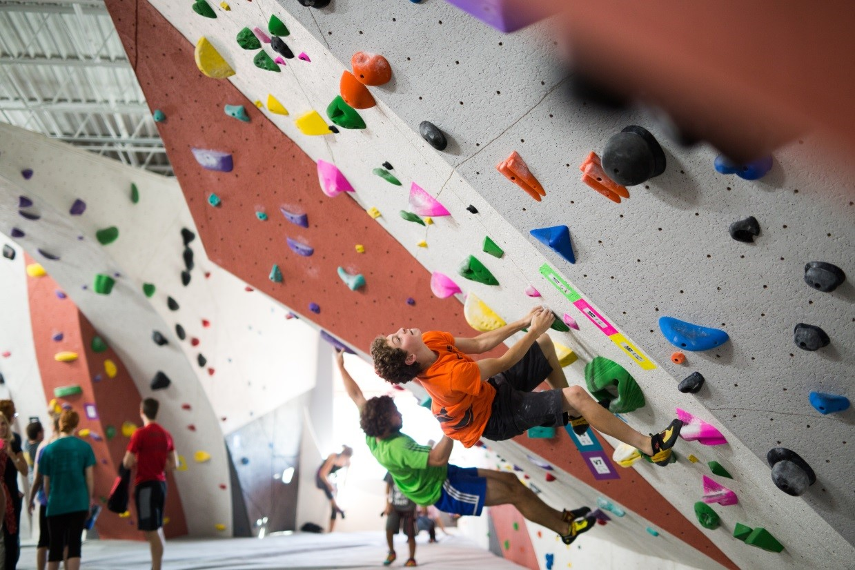 climbing, Welcome to the Vertical Extreme