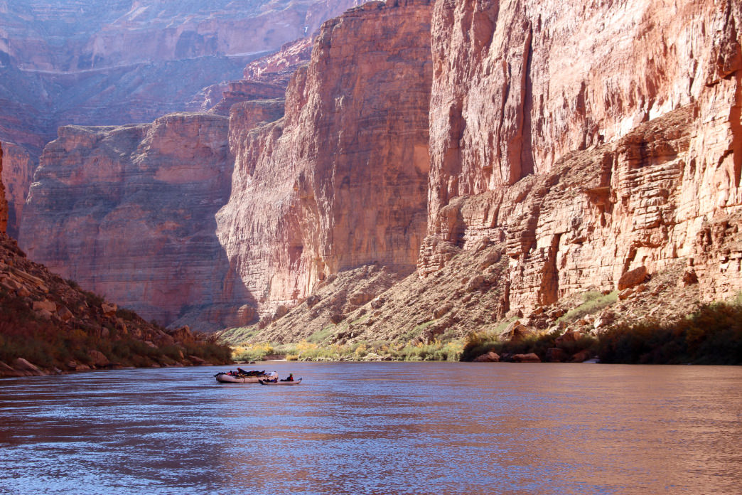 an introduction to the nature of the colorado river Water velocity and the nature of critical flow in large rapids on the colorado river, utah christopher s magirl,1 jeffrey w gartner,2 graeme m smart,3 and robert h webb2.