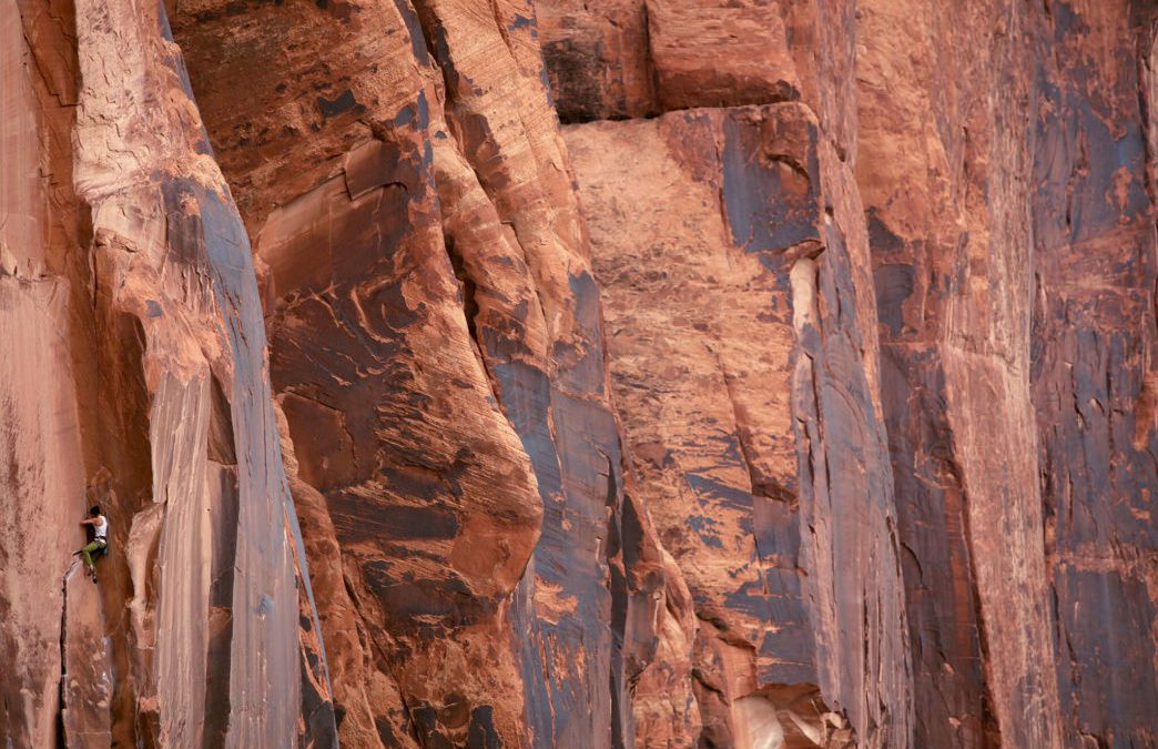Chasing Sandstone: A Climbing Road Trip Through the Southwest
