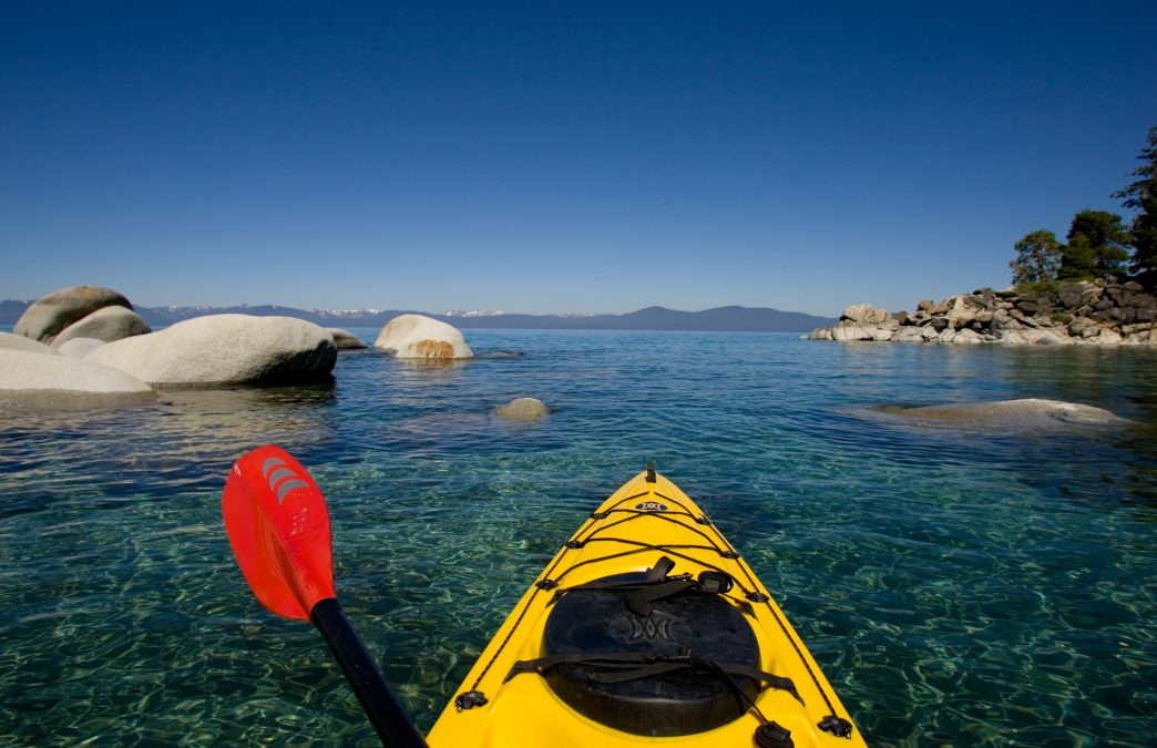 A Local's Guide to an Adventurous Spring in Lake Tahoe