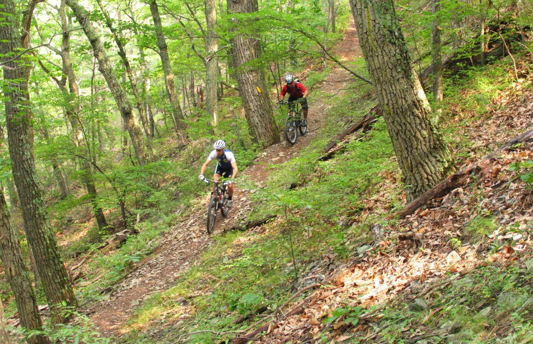 Is Roanoke the Best Up-and-Coming MTB Destination in the Southeast?