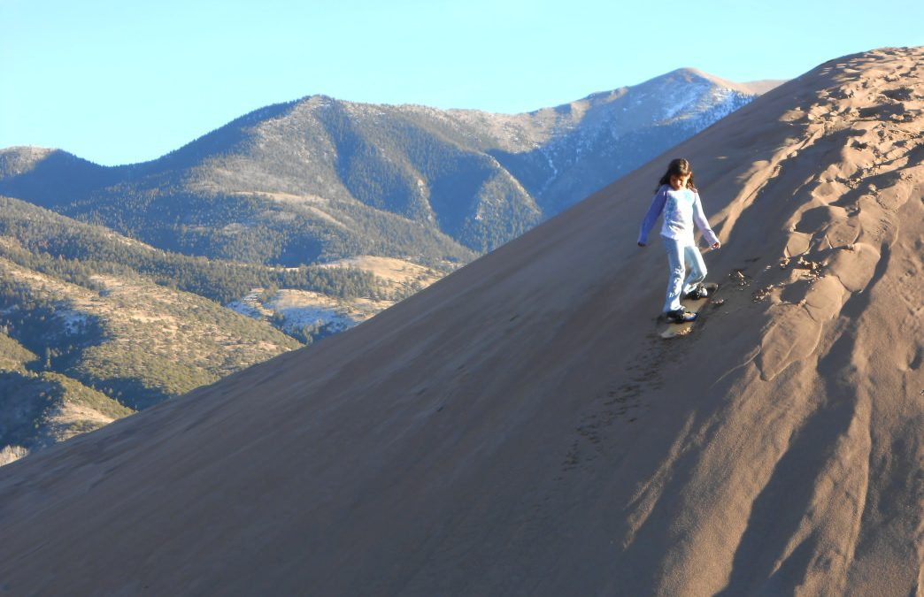 The Insider's Guide to Sandboarding at Great Sand Dunes