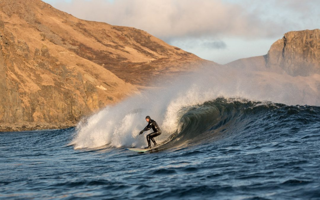 Surf Alaska: Catching Waves and Goosebumps