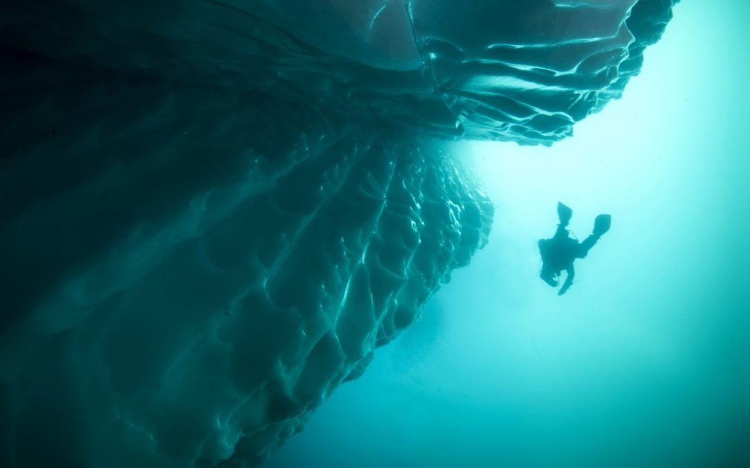 Last Ice: Jill Heinerth Dives Under Icebergs to Illustrate Issues of Climate Change