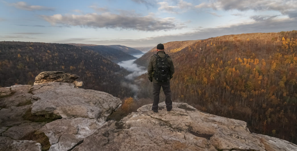 The 5 Most Photogenic Vistas in West Virginia