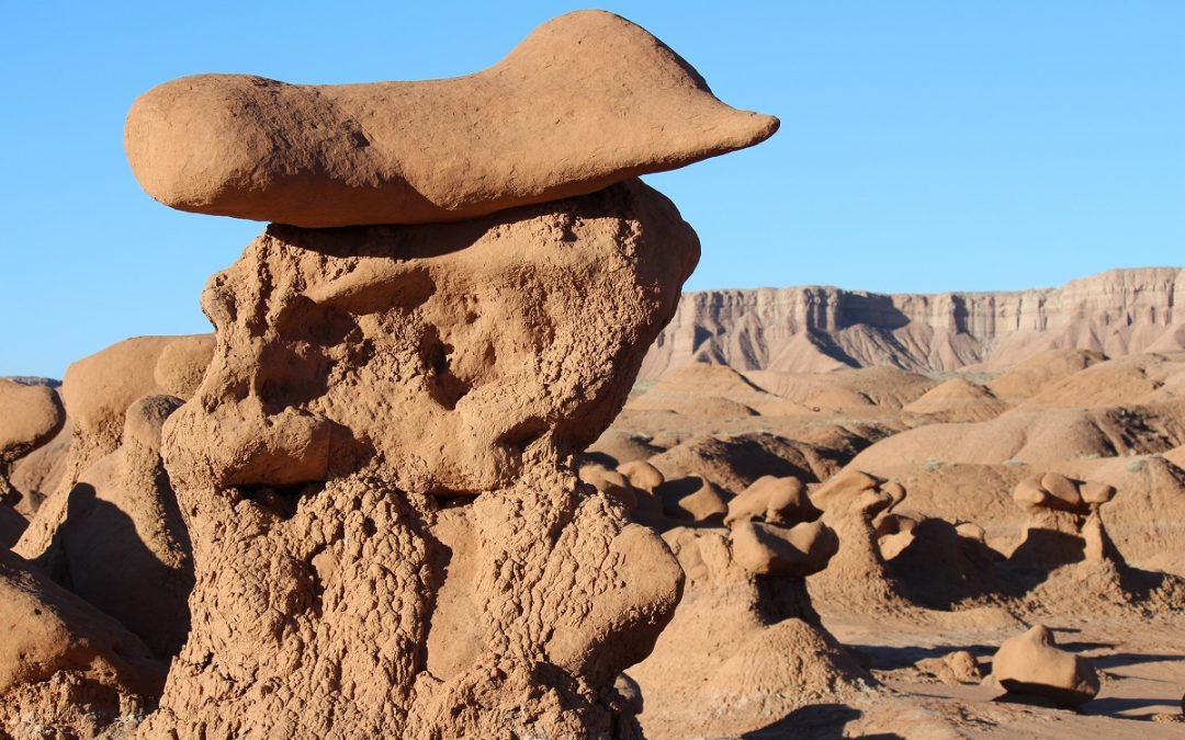Discover Utah's Magical Goblin Valley State Park