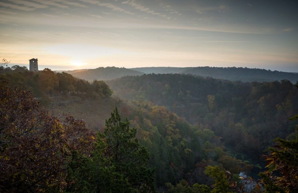 10 Best Hikes in Missouri