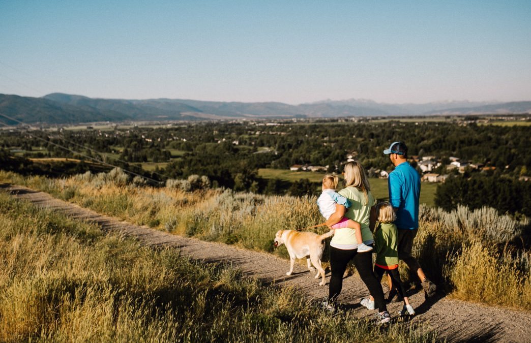 10 Easy, Fun Things to Do in Bozeman's Outdoors for the Whole Family