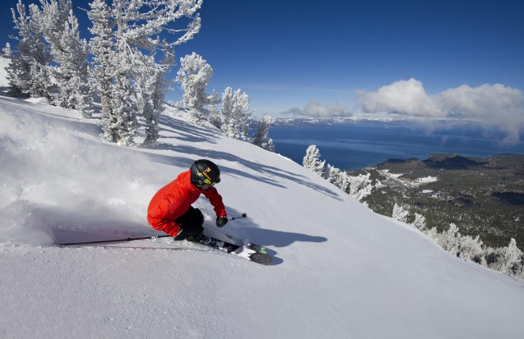 A Quick and Dirty Guide to Skiing in Northern California