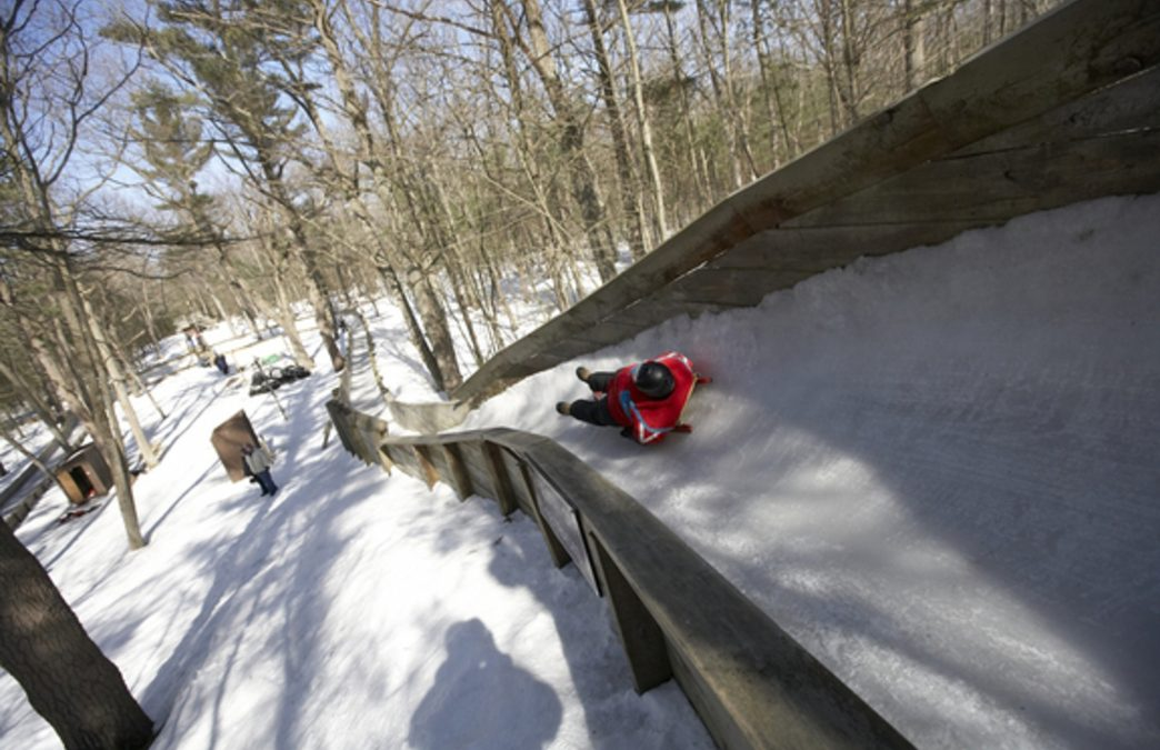 5 Winter Sports You Wouldn't Expect to Find in the Midwest