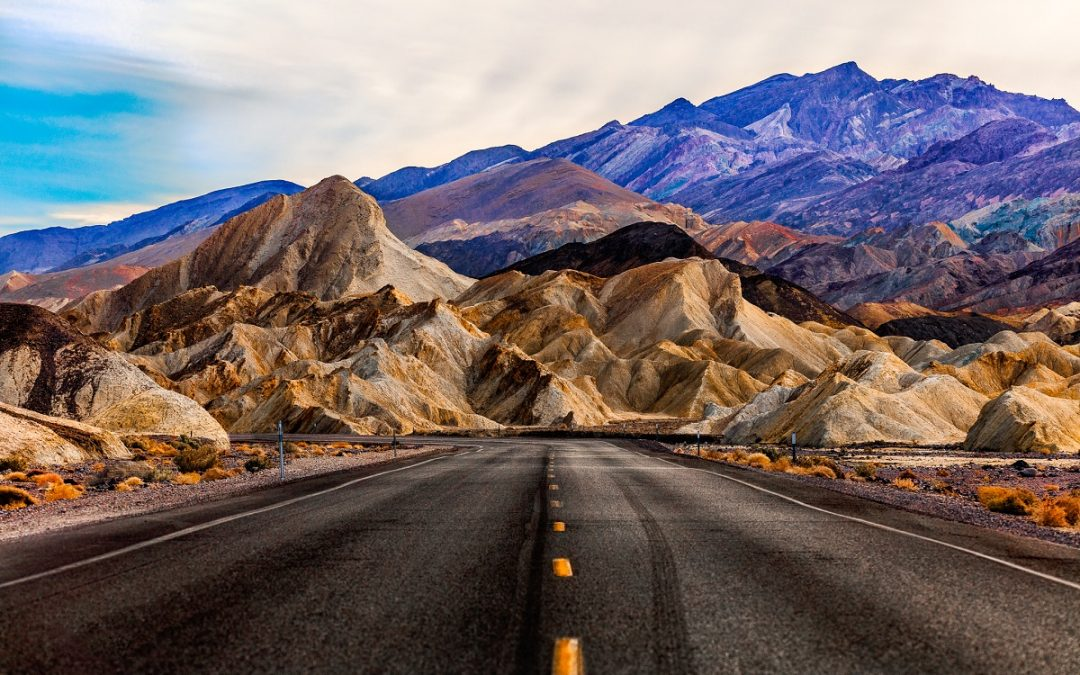 Road Trip: Discover Incredible Beauty on Death Valley Loop