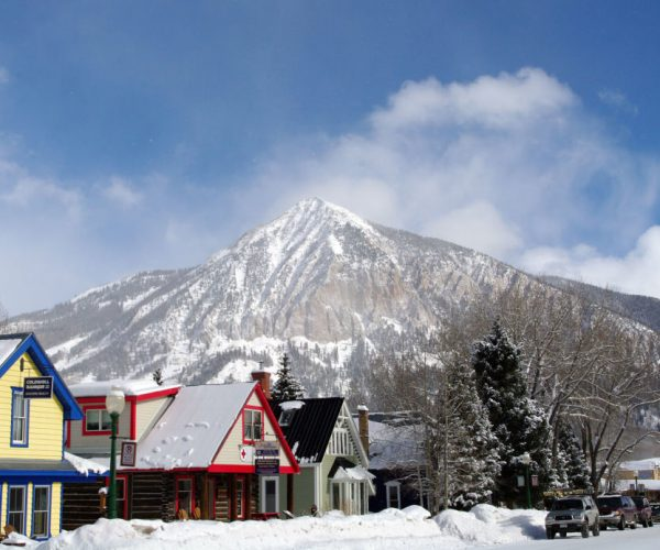 20171114-Colorado-Crested Butte- town