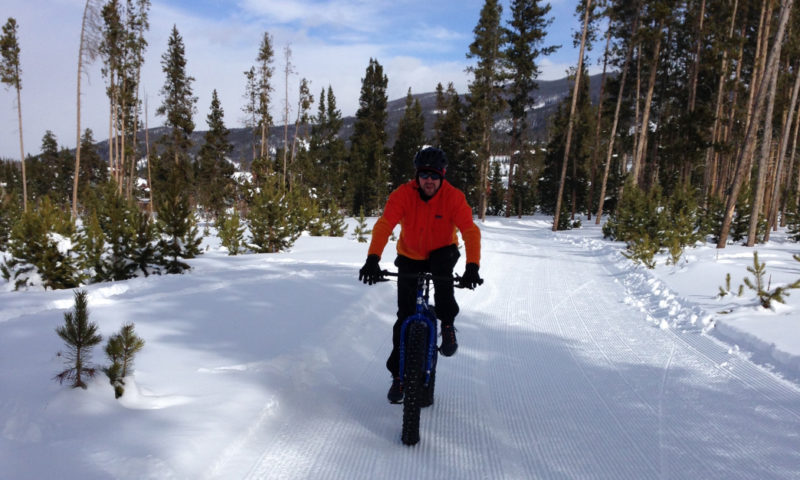 Fat biking in Minnesota