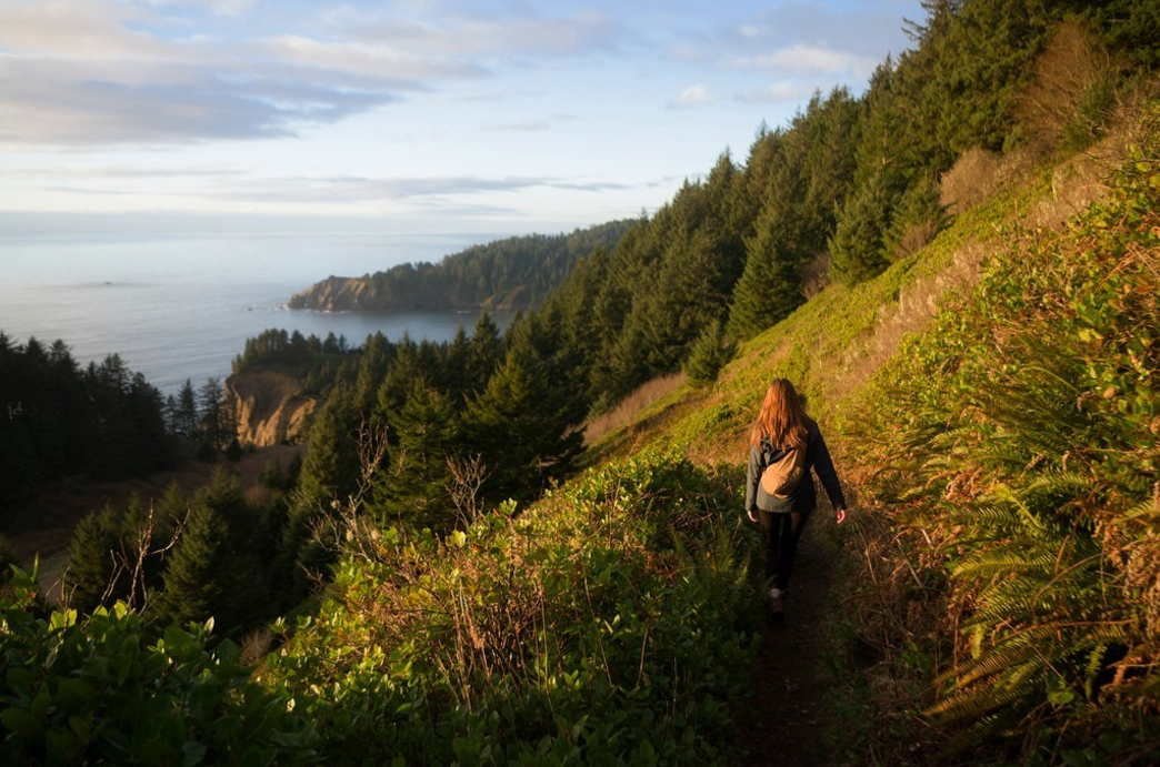 Just under two hours from Portland, you could find worse places to catch a sunset than Neahkahnie Mountain.