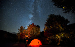 Celebrate National Camping Month at these magical California camping spots.