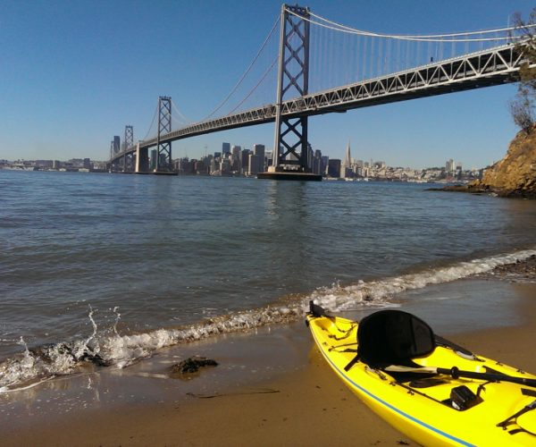The Bay Area teems with places to paddle.