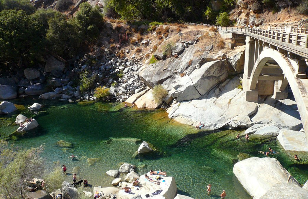 Northern California Swimming Holes: 6 Spots to Beat the Heat