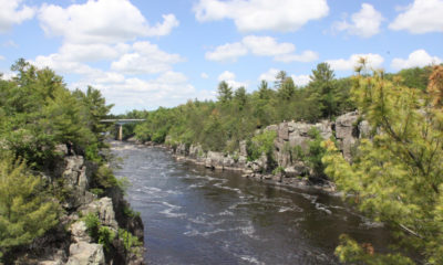 You'll find plenty of recreational opportunities on the gorgeous St. Croix National Scenic Riverway.