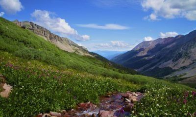 Colorado has more than 600 13ers, which are ripe for hiking in the summer.