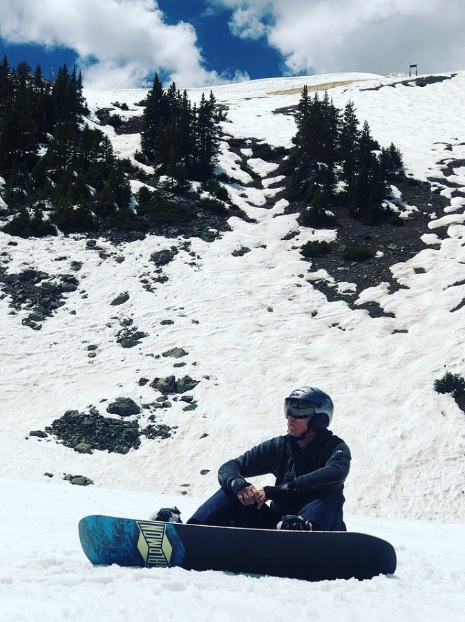 Gill Snowboarding Interceptr