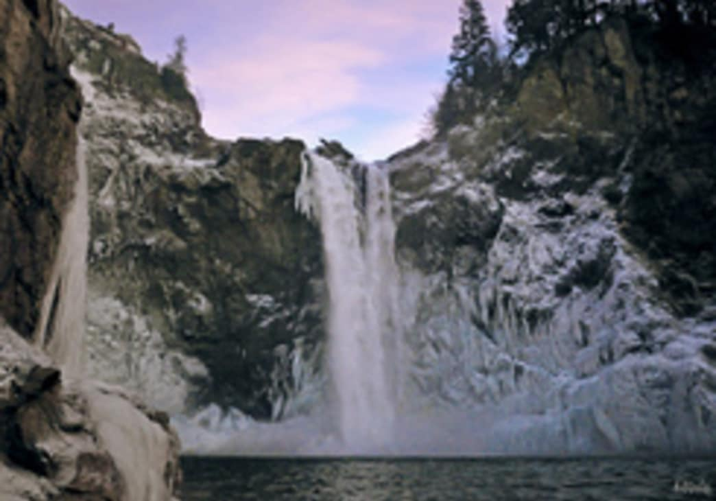 Seattle, 3 Magical Winter Waterfall Hikes near Seattle