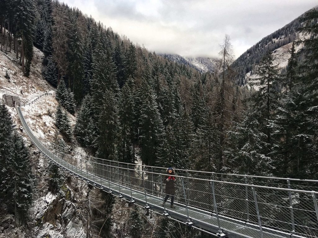 ValdiSole SuspensionBridge
