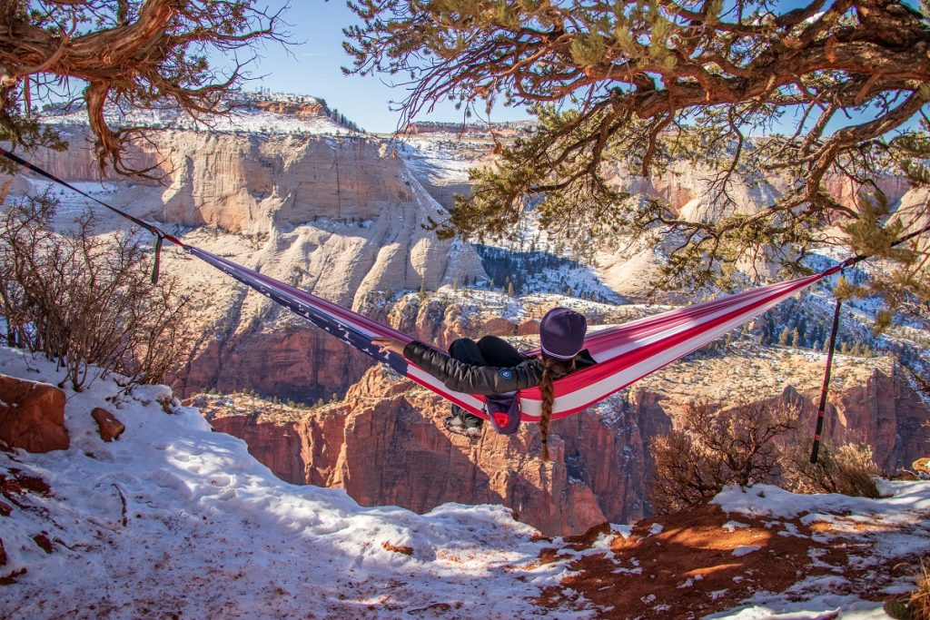 Zion ObservationPoint Hammock