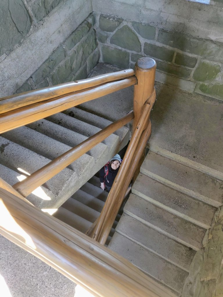 MtConstitutionLookout Stairs