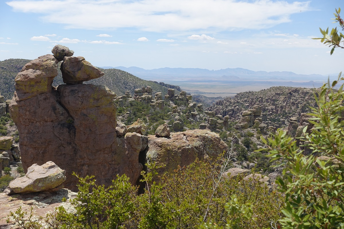 Discovering Sky Islands and Underground Caverns in Cochise