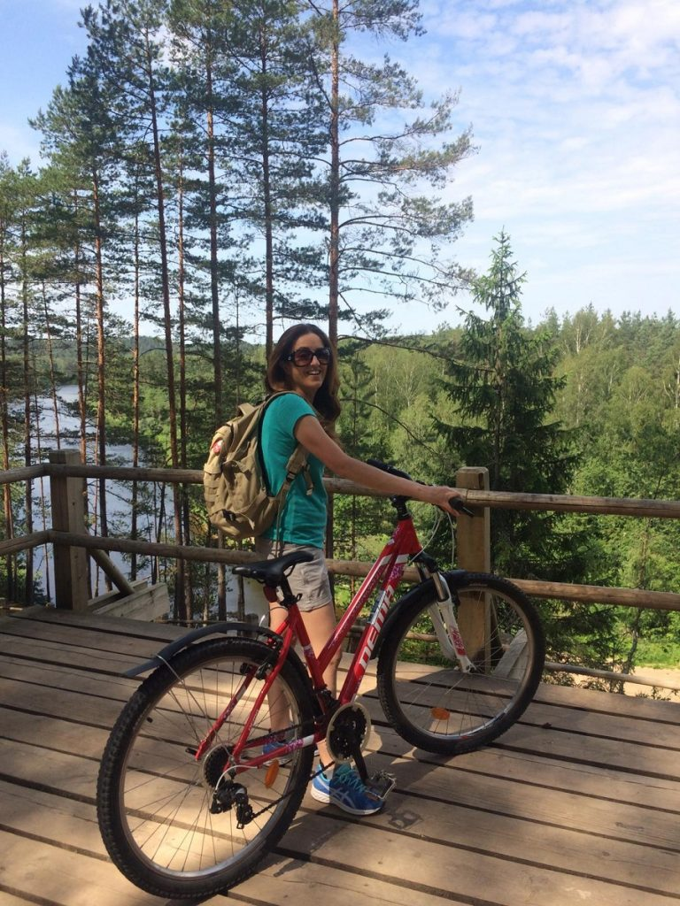 Latvia Claudia Bike