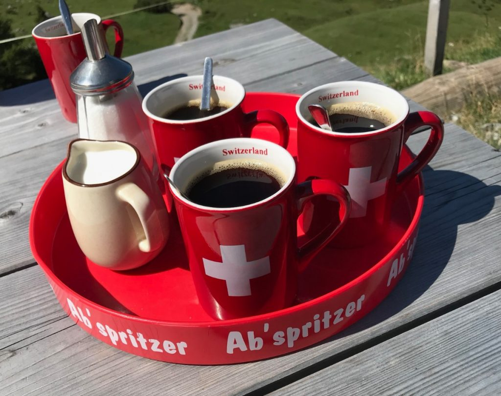Lenzerheide Coffee Break