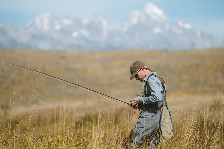 What's the best outdoor activity for you Fishing