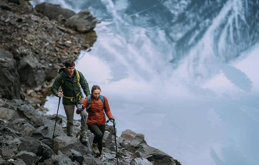 What's the best outdoor activity for you Hiking