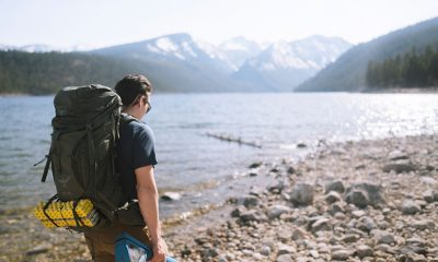 Backpacking Checklist Featured Image