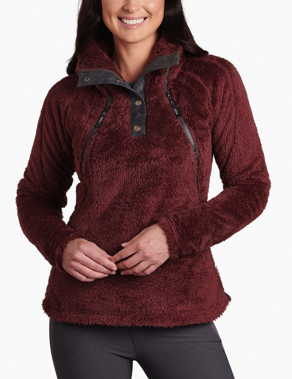 Shop Flight Pullover - KUHL Studio Photo